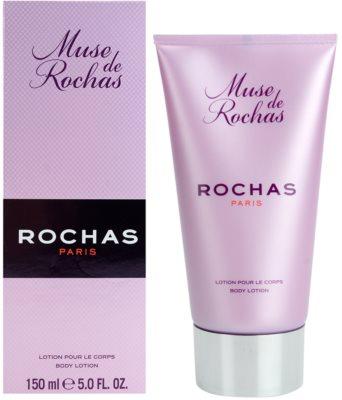 Rochas Muse de Rochas mleczko do ciała dla kobiet