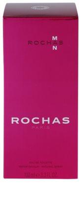 Rochas Rochas Man woda toaletowa dla mężczyzn 4