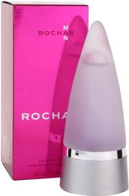 Rochas Rochas Man eau de toilette teszter férfiaknak 2