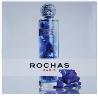 Rochas Songe d'Iris Geschenkset 3