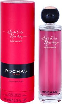 Rochas Secret De Rochas Rose Intense eau de parfum nőknek