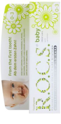 R.O.C.S. Baby Camomile дитяча зубна щітка 2