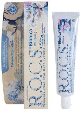 R.O.C.S. Bionica Whitening natürliche Zahncreme mit bleichender Wirkung 1