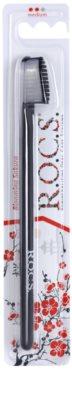 R.O.C.S. Blooming Sakura Professional зубна щітка середньої жорсткості