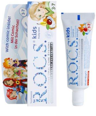 R.O.C.S. Kids Fruity Cone Zahnpasta für Kinder 1
