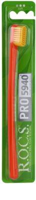 R.O.C.S. PRO 5940 escova de dentes soft