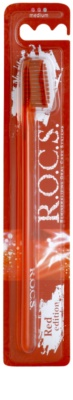 R.O.C.S. Red Edition perie de dinti mediu