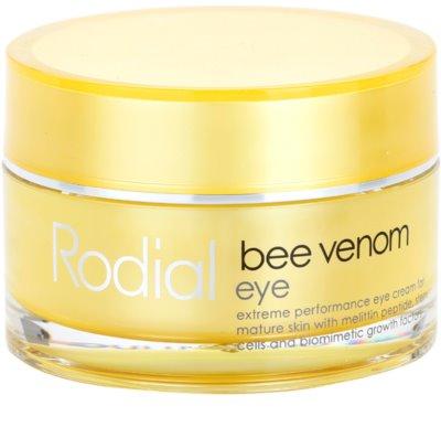 Rodial Bee Venom crema para contorno de ojos con veneno de abejas