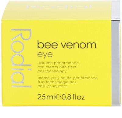 Rodial Bee Venom creme de olhos com veneno de abelha 4