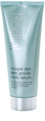 Rodial Cougar Skin Zero Gravity telové sérum na spevnenie pokožky