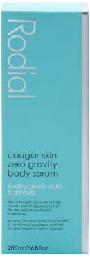 Rodial Cougar Skin Zero Gravity серум за тяло  за стягане на кожата 3