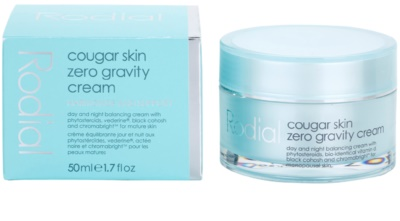 Rodial Cougar Skin Zero Gravity krém  érett bőrre 3