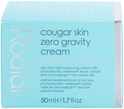 Rodial Cougar Skin Zero Gravity krém  érett bőrre 4