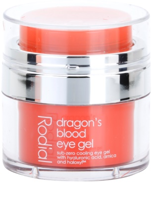 Rodial Dragon's Blood gel refrigerante para os olhos
