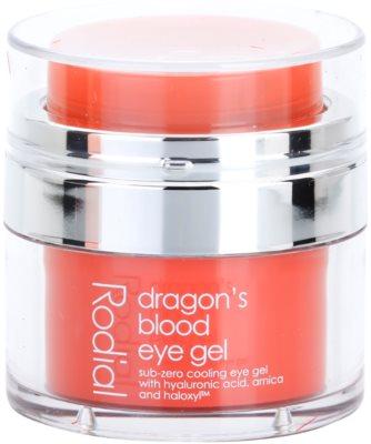 Rodial Dragon's Blood охолоджуючий гель для очей