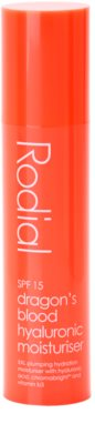 Rodial Dragon's Blood hydratisierendes Fluid SPF 15