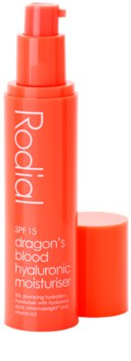 Rodial Dragon's Blood hydratisierendes Fluid SPF 15 1