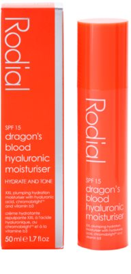 Rodial Dragon's Blood hydratisierendes Fluid SPF 15 3