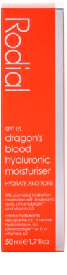 Rodial Dragon's Blood hydratisierendes Fluid SPF 15 4