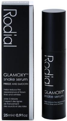 Rodial Glamoxy™ ser pentru ten  cu venin de sarpe 3
