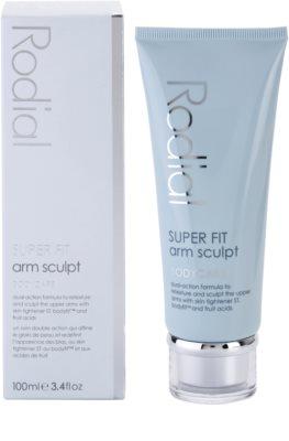 Rodial Super Fit schlankmachende Creme für die Arme 1