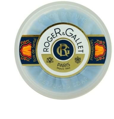Roger & Gallet Bois de Santal szappan