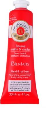 Roger & Gallet Bienfaits Balsam für Hände und Fingernägel
