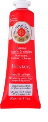 Roger & Gallet Bienfaits бальзам   для рук та нігтів
