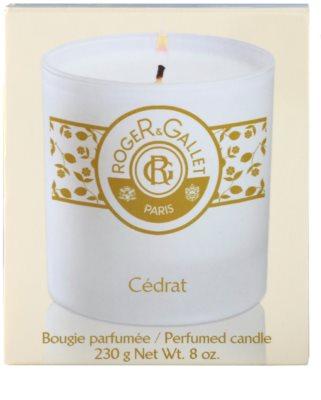 Roger & Gallet Bougie Parfumée świeczka zapachowa 3