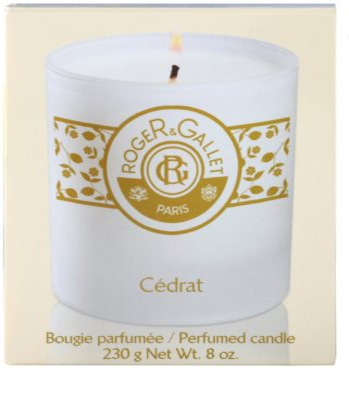 Roger & Gallet Bougie Parfumée Duftkerze 3