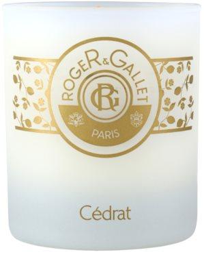 Roger & Gallet Bougie Parfumée Duftkerze 1