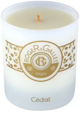 Roger & Gallet Bougie Parfumée świeczka zapachowa 2