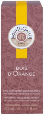 Roger & Gallet Bois d´ Orange água refrescante unissexo 4