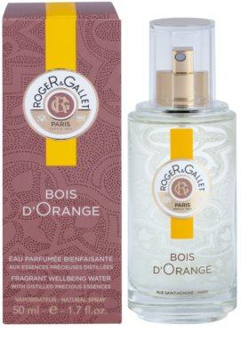 Roger & Gallet Bois d´ Orange água refrescante unissexo