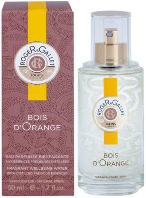 Roger & Gallet Bois d´ Orange Eau Fraiche unisex