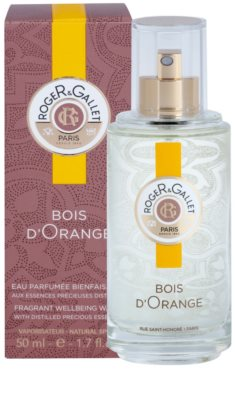 Roger & Gallet Bois d´ Orange Eau Fraiche unisex 1