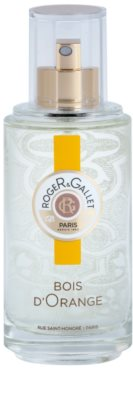 Roger & Gallet Bois d´ Orange água refrescante unissexo 2