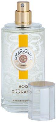 Roger & Gallet Bois d´ Orange Eau Fraiche unisex 3