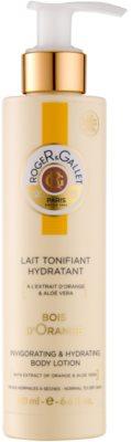 Roger & Gallet Bois d´ Orange leite corporal hidratante para pele normal e seca