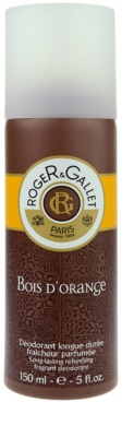 Roger & Gallet Bois d´ Orange desodorante en spray