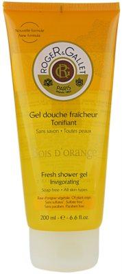 Roger & Gallet Bois d´ Orange erfrischendes Duschgel
