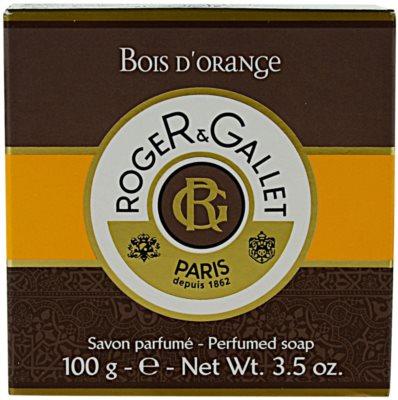 Roger & Gallet Bois d´ Orange sapun solid intr- o cutie 3