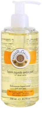 Roger & Gallet Bois d´ Orange folyékony szappan aleo verával
