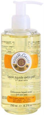 Roger & Gallet Bois d´ Orange jabón líquido con aloe vera