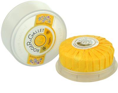Roger & Gallet Bouquet Impérial sabonete 1