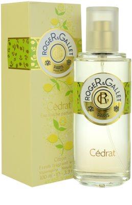 Roger & Gallet Cédrat освіжаюча вода для жінок 1