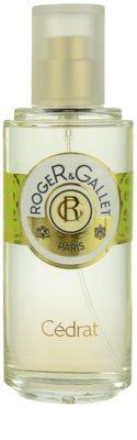 Roger & Gallet Cédrat освіжаюча вода для жінок 2