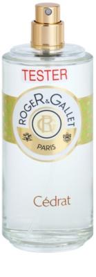Roger & Gallet Cédrat frissítő víz teszter nőknek