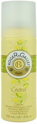 Roger & Gallet Cédrat deodorant ve spreji