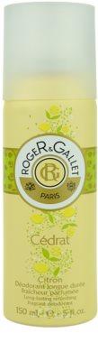 Roger & Gallet Cédrat desodorante en spray